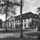 Kosthaus - Das Schloss in Bally's Anlagen