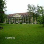 Kosthaus im Park 1918, 1919 - Architekt Professor Moser ETH Zürich Damals für die Arbeiter und Angestellten das Parkhotel.